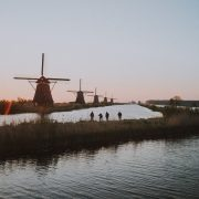 Windmills in the Netherlands - SDN NFV cover photo