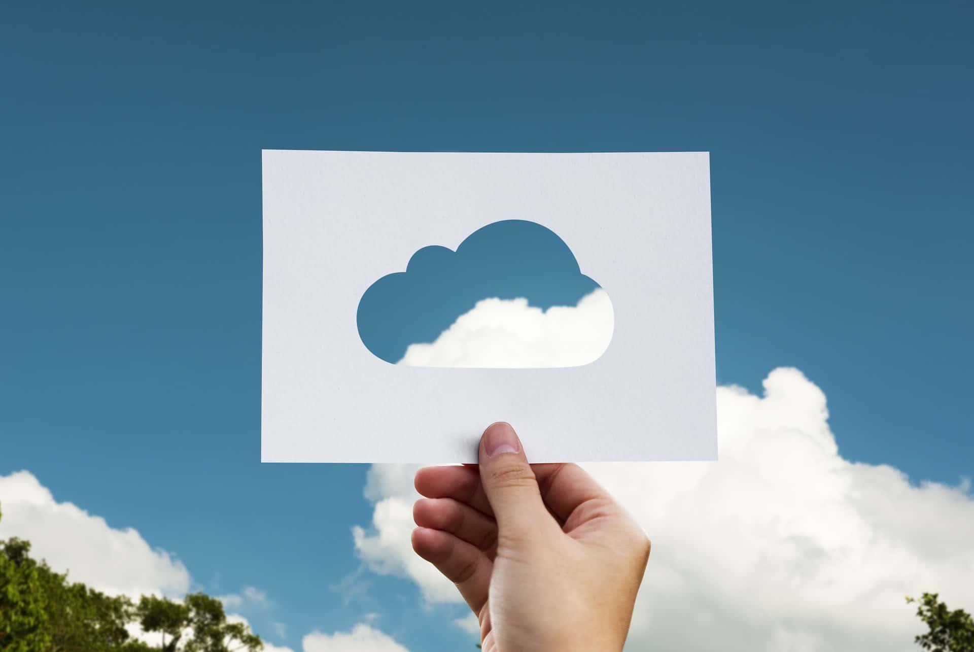 Carbon Cluster / cloud picture