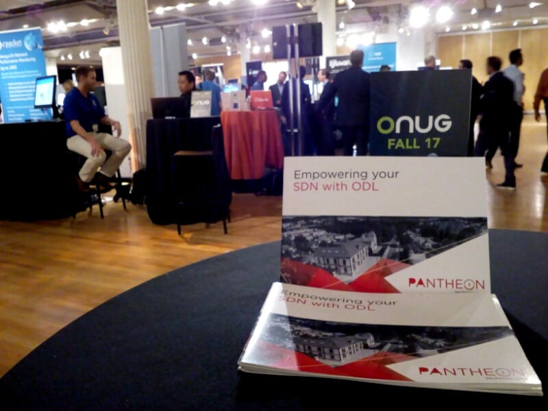 ONUG 2017 Pantheon brochures