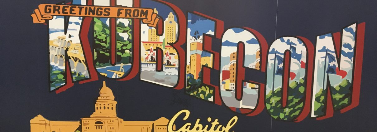 KubeCon 2017, Austin