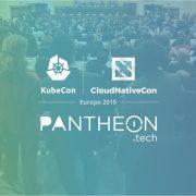 KubeCon - CloudNativeCon - PANTHEON.tech 2019