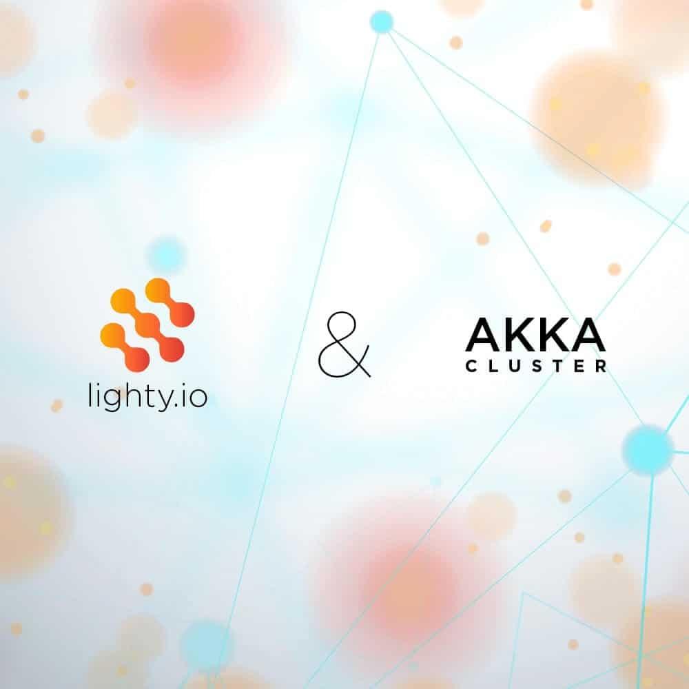 lighty.io Akka Clustering capability