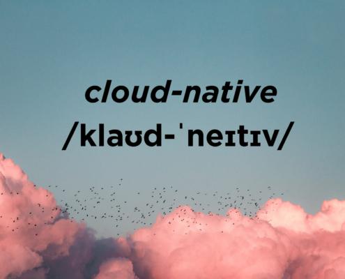 Cloud-Native Definition