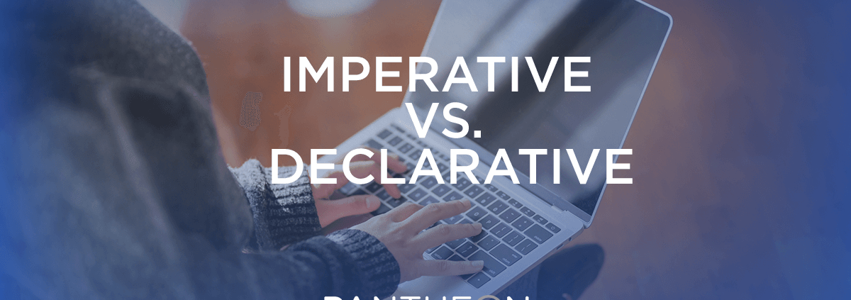 Imperative & Declarative Programming