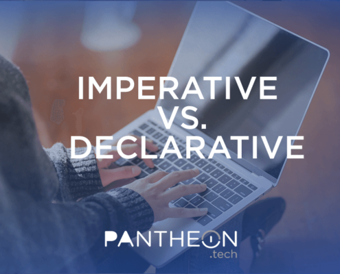 Imperative & Declarative Programming