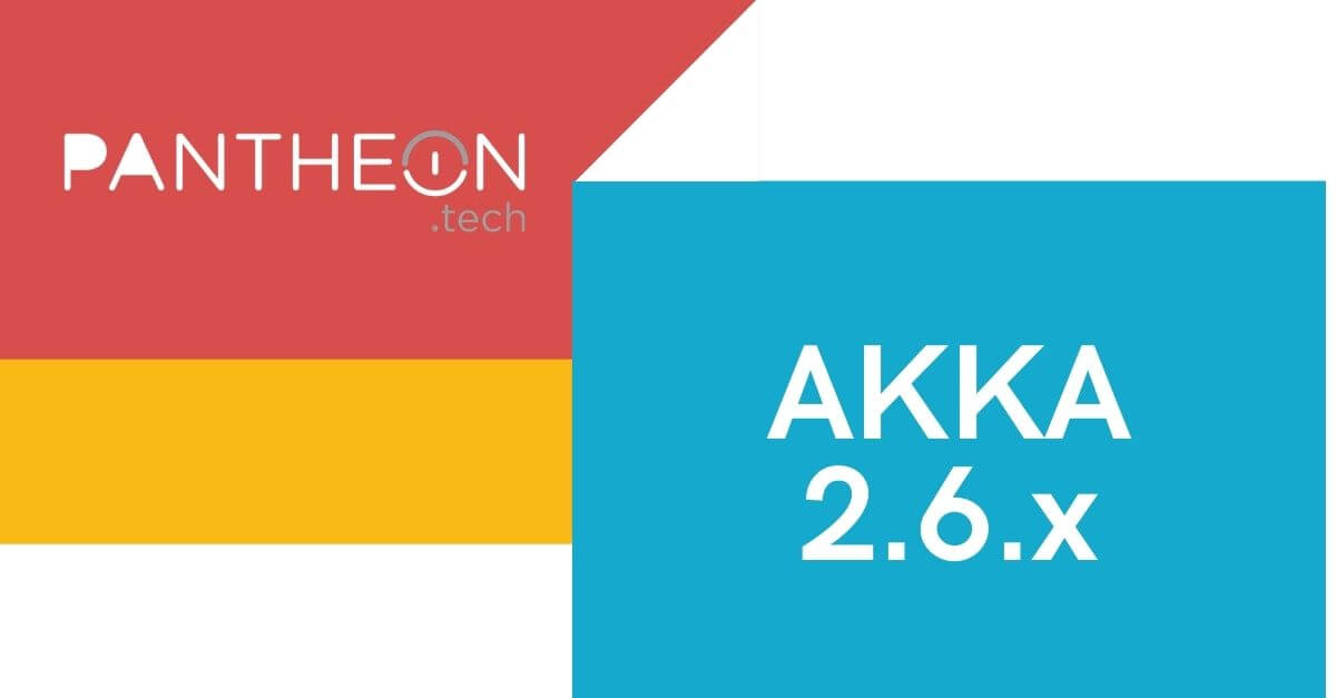 PANTHEON.tech - OpenDaylight - AKKA 2.6.x